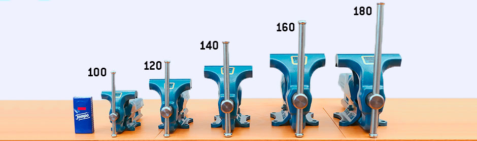 How large and heavy are the workpieces with which you work?